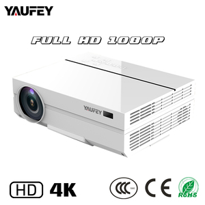 Yaufey C26 1080p Hdmi Video Smart Native Hd Led 4k Projector