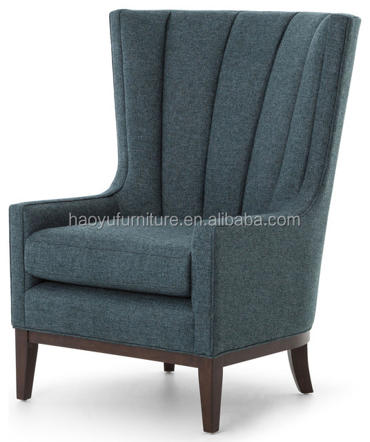 AC01 high back accent chair tufted chair