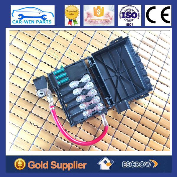 BRAND Neu Battery Fuse Box For VW AUDI SEAT SKODA 1J0937550 or 1J0937617D