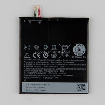 Replacement Battery B0pjx100 For Htc Desire E9 A53 E9x One E9+ A55 - Buy  Battery For Htc E9,Replacement Battery For Htc,Battery For Htc Desire  Product
