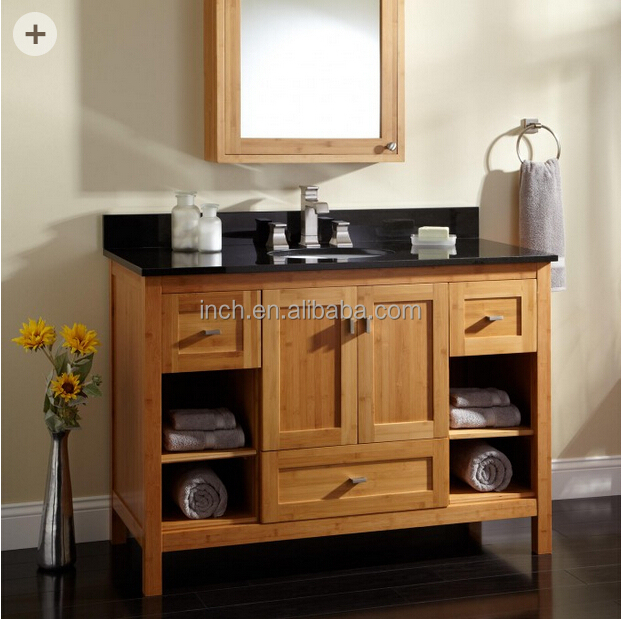 Bamboo Vanity Unit, Bamboo Vanity Unit Suppliers And Manufacturers At  Alibaba.com