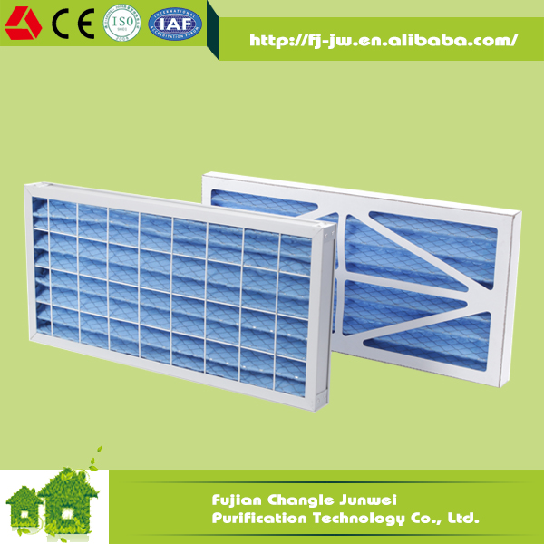 Hot Selling Product G3/G4 Pleated Pre Filter primary pleated air filter