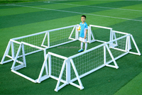 inflatable soccer field mini soccer field and field fence