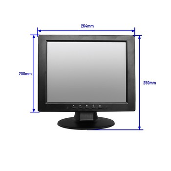 Cheap price but good quality for 10 inch vga tft lcd monitor