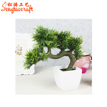2019 Hot Sales Green Topiary Plants Bonsai Wire Topiary Frames