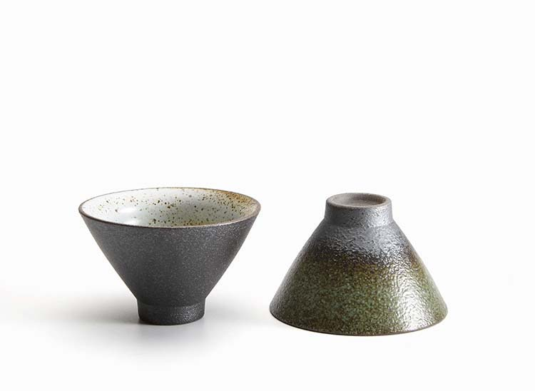 xícara de chá porcelana chinês kung fu drinkware