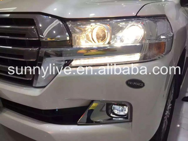 2016 Year Land Cruiser Lc200 Fj200 Led Head Lights Oem