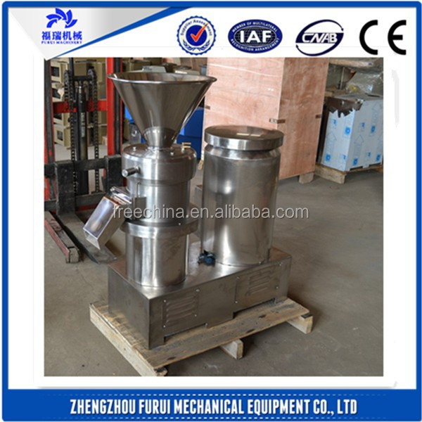 Hot selling!!! peanut butter making machine/chili sauce making machine/jam production equipment