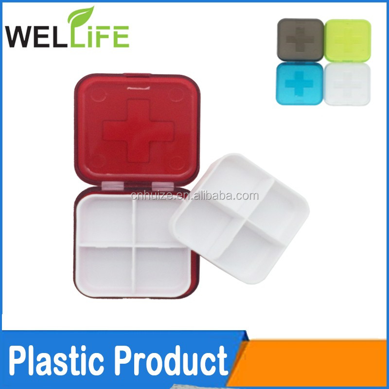 ningbo factory pill case with date letters,Hot Sale medicine box,Plastic 7 Days Pill Box