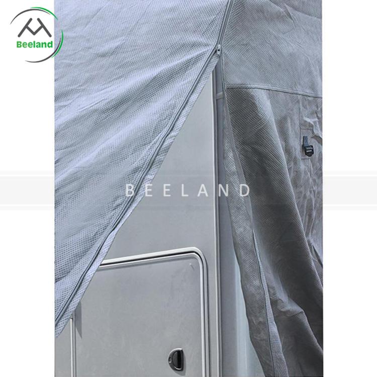 Heißer Verkauf wasserdichte RV-Abdeckung hochwertige Wohnmobilanhänger abdecken