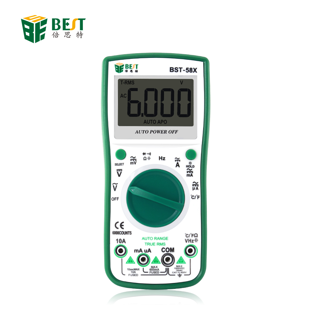 Multimeter Backlight Suppliers And A830l Digital Lcd Voltmeter Ammeter Ohm Ac Dc Circuit Volt Manufacturers At