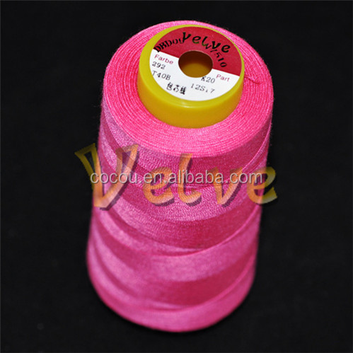 100% cotton sewing thread for hand knitting