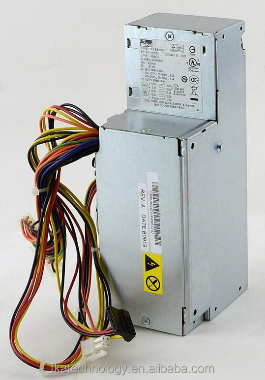 280W PC power supply PC7071 45J9423 45J9424 PSU For IBM ThinkCentre M58