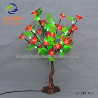 paper mache christmas decorations Glowing led shiny crystal lamp