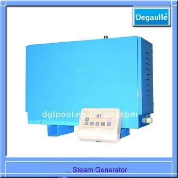 Equipment for spa portable mini steam generator