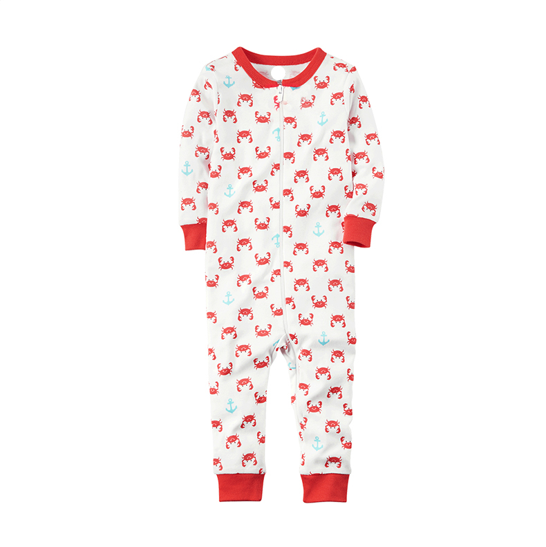 adorable baby kids sleepwear pajamas one piece bodysuit romper suit