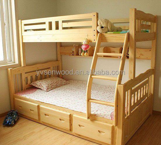 Modern Designs Wooden Kids Bunk Bed Buy Kids Bunk Bed
