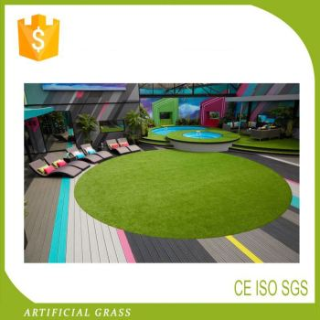 ISO Certificate Synthetic Grass Tiger Artificial Turf
