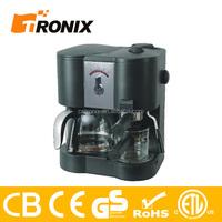 3 IN 1 ESPRESSO CAPPUCCINO DRIP COFFEE MACHINE MAKER