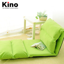New Arrival Bedroom Furniture Folding Lazy Sofa Portable Outdside Indoor Sleeping Bed Multifunctional Lazy Chair