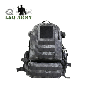 Outdoor Hiking Backpack Small MIlitary ARMY 2.5L Hydration Bag with MOLLE Webbing System