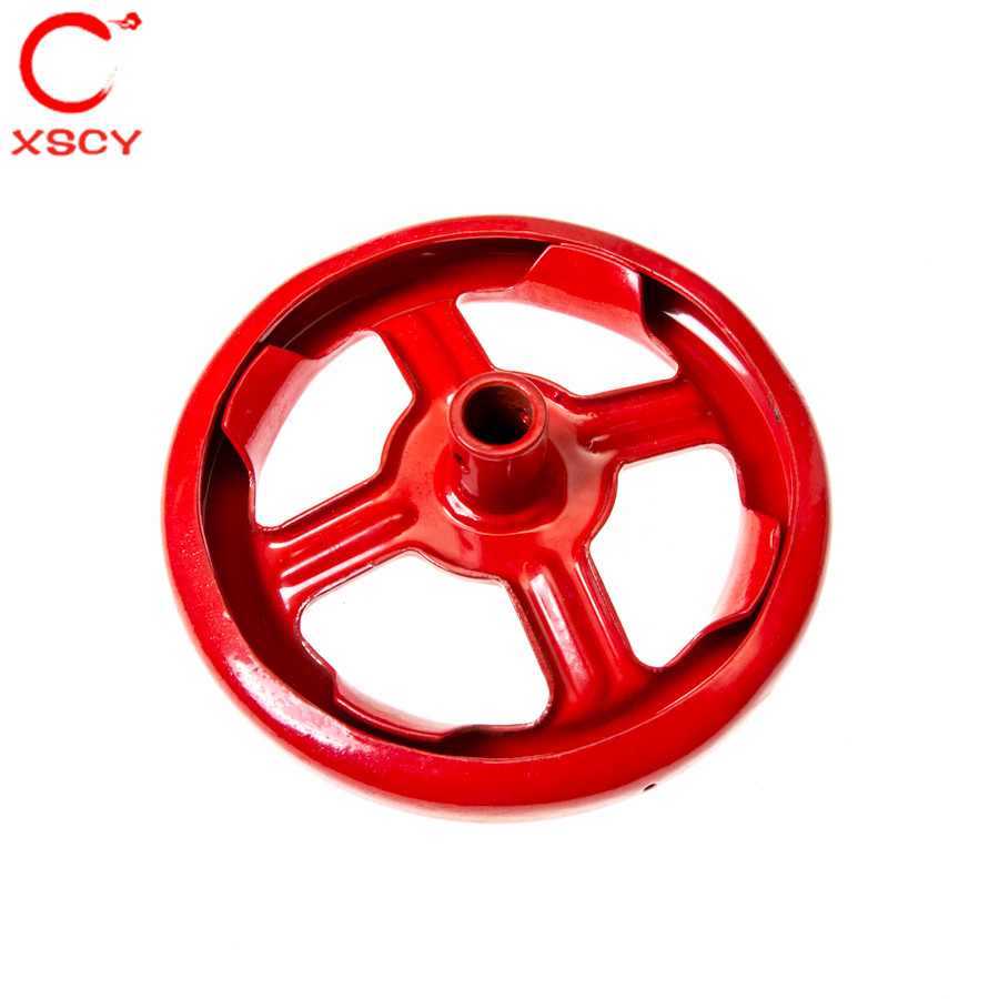 OEM stamping handwheel for valve with good quality