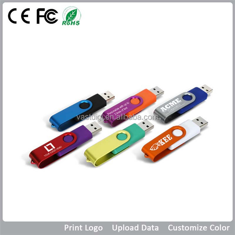 Top sell usb flash drive! Dome usb flash drive with custom epoxy sticker