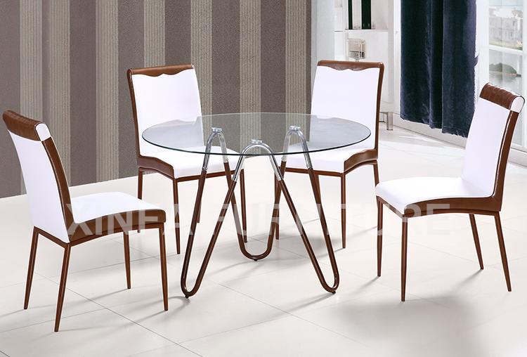 Elegant High Quality Round Tempered Glass Dining Table Set  : HTB1mUShRFXXXXXdaXXX760XFXXXW from www.alibaba.com size 750 x 508 png 500kB