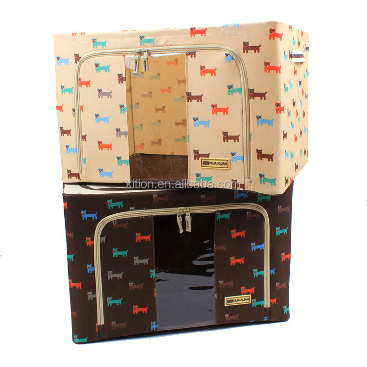 Living room Folding Storage Box Clothes Stoage Cube