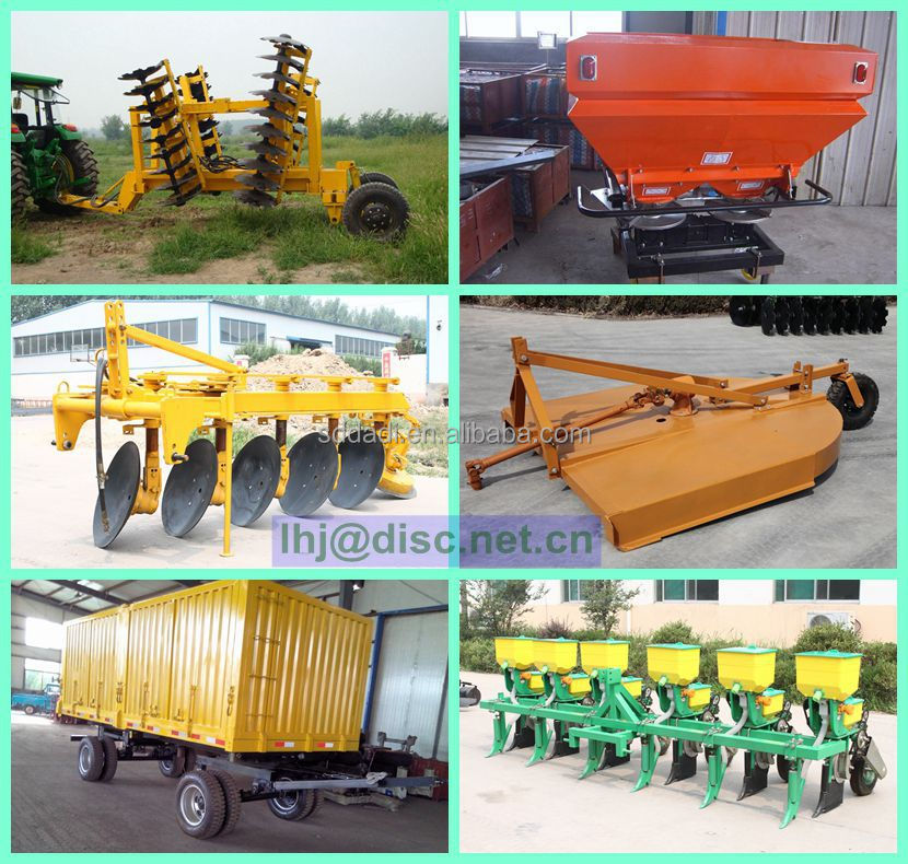 China Suppliers Compact Corn Seeding Machine/ 1-4 Row Corn Seeder ...