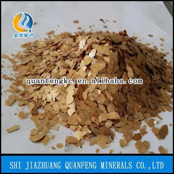 QF factory Mica Powder/Muscovite Mica with Cheap Price/Mica tape