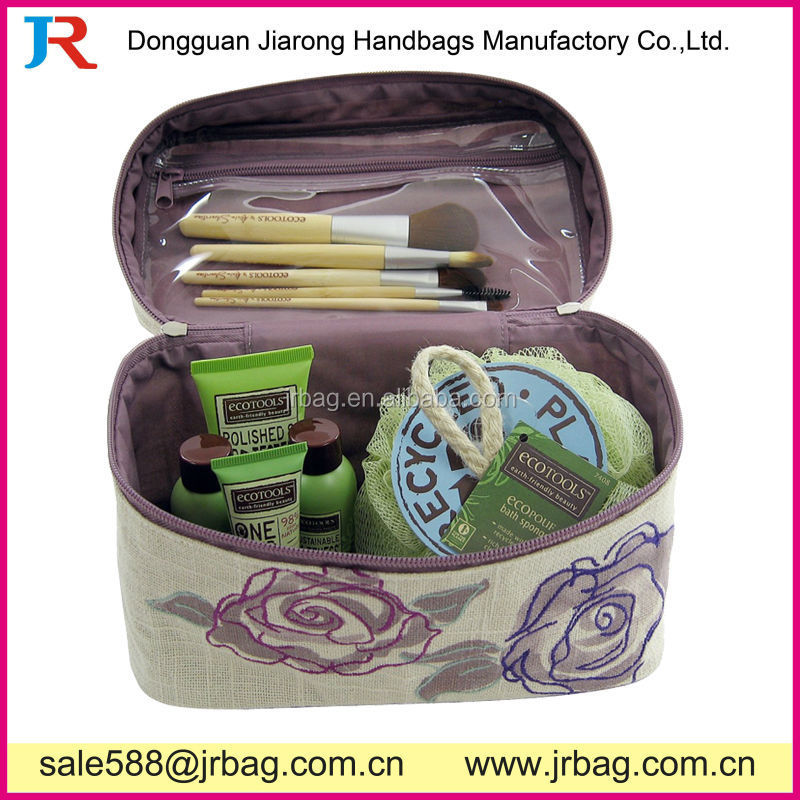 Canvas Cosmetic bags for Cosmetics Holding Cases Special purpose Cosmetics bags
