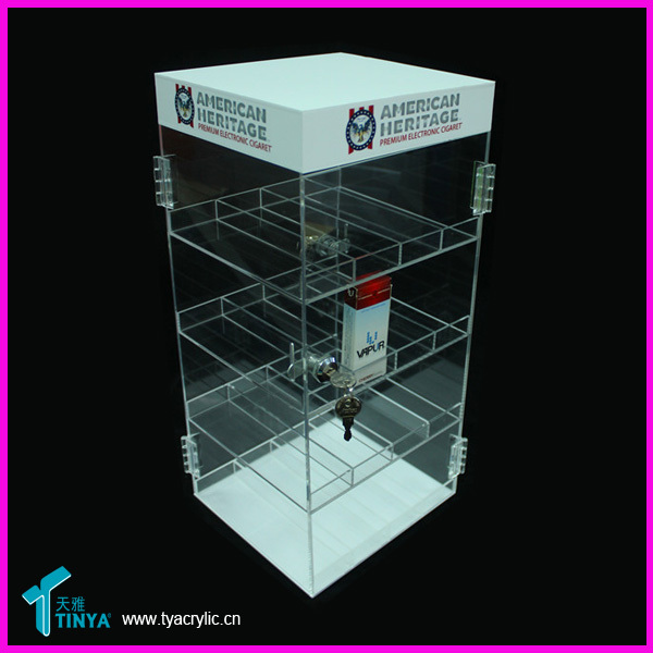 Retailers General Merchandise Plastic Acrylic E Liquid Display ...