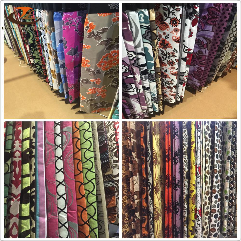 Polyester Floral Jacquard Velvet Upholstery Fabric Buy Jacquard