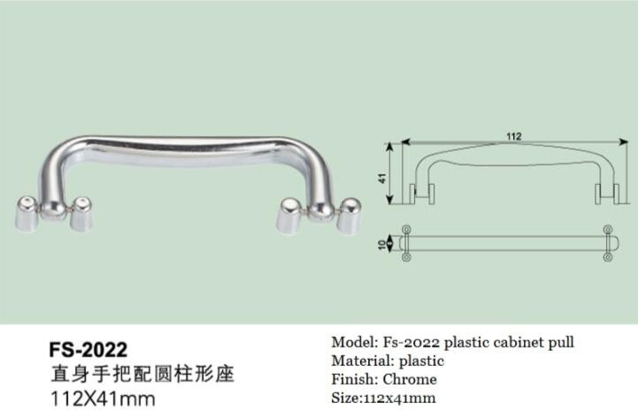 FS-2022 toolbox plastic handle hardware parts