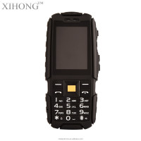 Large capacity durable ip67 waterproof antifreeze shock drop proof outdoors mobile phone
