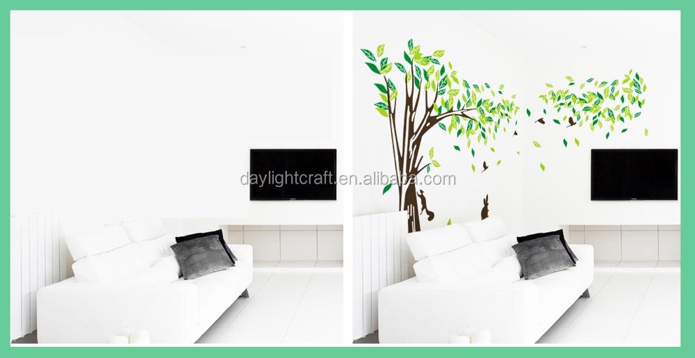 Haus Dekor Wohnzimmer Innenraum Weiße Wand Farbgebung Wunderbare ...