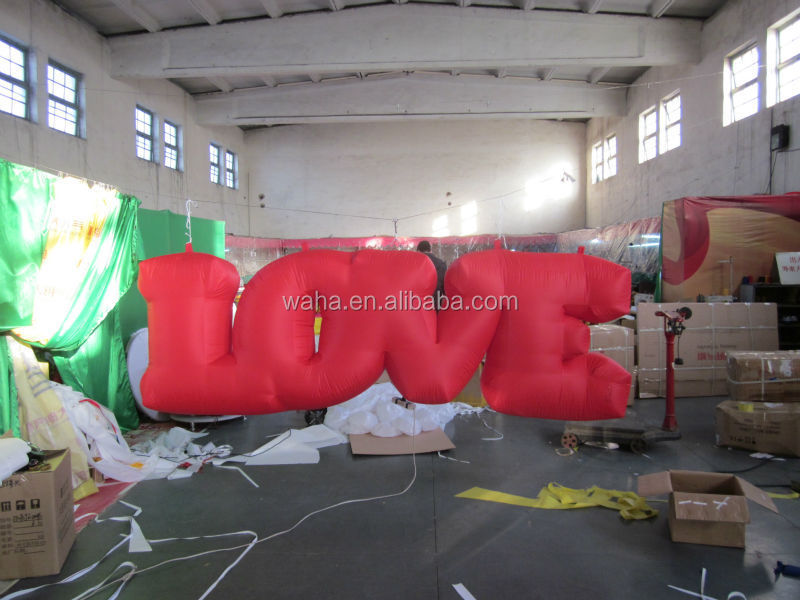 customized advertising giant inflatable lettersinflatable love letters buy love inflatable lettersadvertising inflatable letteroutdoor decoration