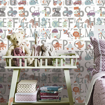 New Kids Baby Room Wallpaper Espcially For Boys Rooms