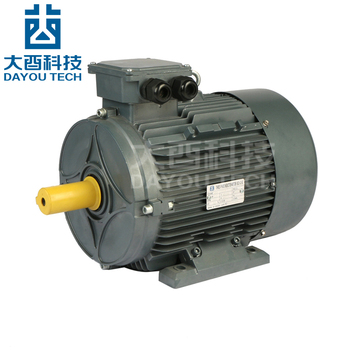 Ie3 Low Noise 8 Kw 1.2kw Electric Motor 1500w 70hp And Gearbox