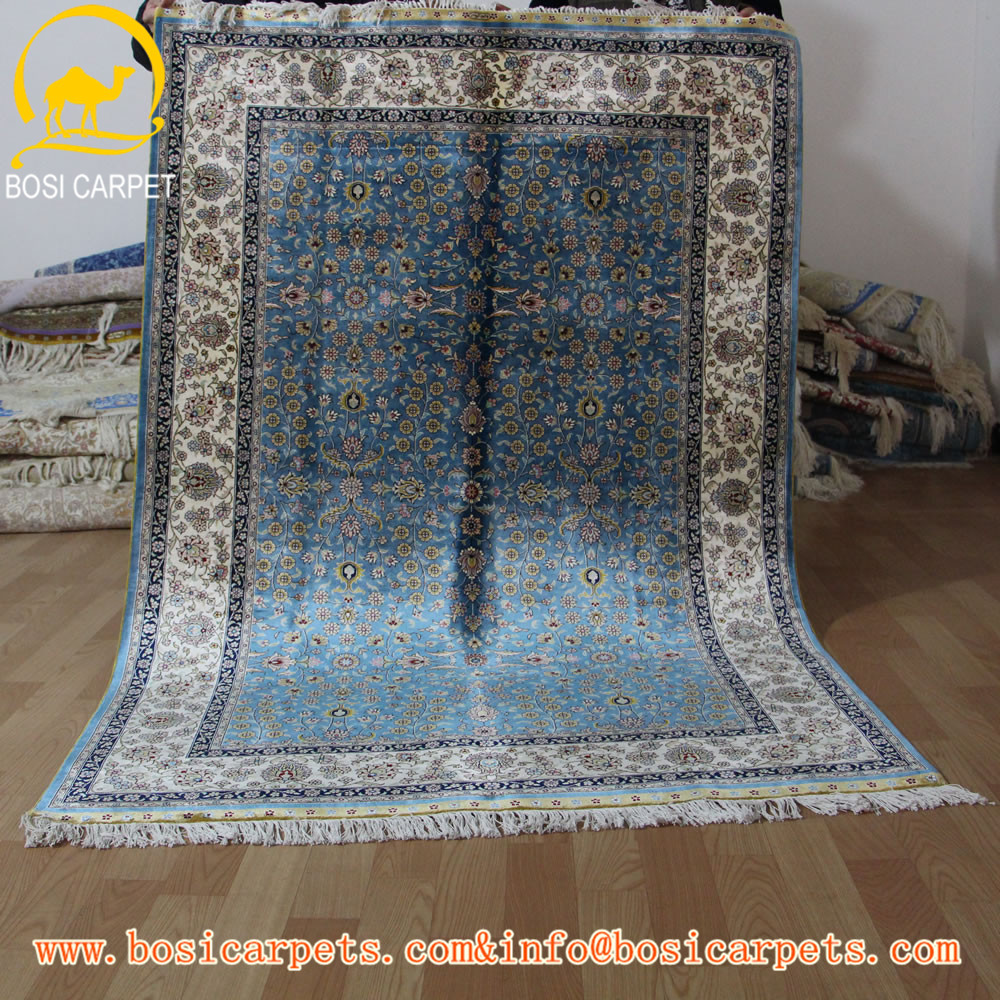 Цветы персидский ковер