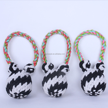 Dog Toys With Rope Squeaky Toy Durable For Small Medium Dog Eco friendly Pet Toy