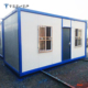 Prefabricated steel structure bungalow container house