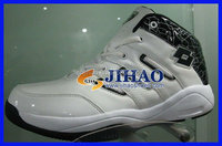 2014 Latest Retro Air Men Sneakers white Black Shoes new basketball shoes size 8-13