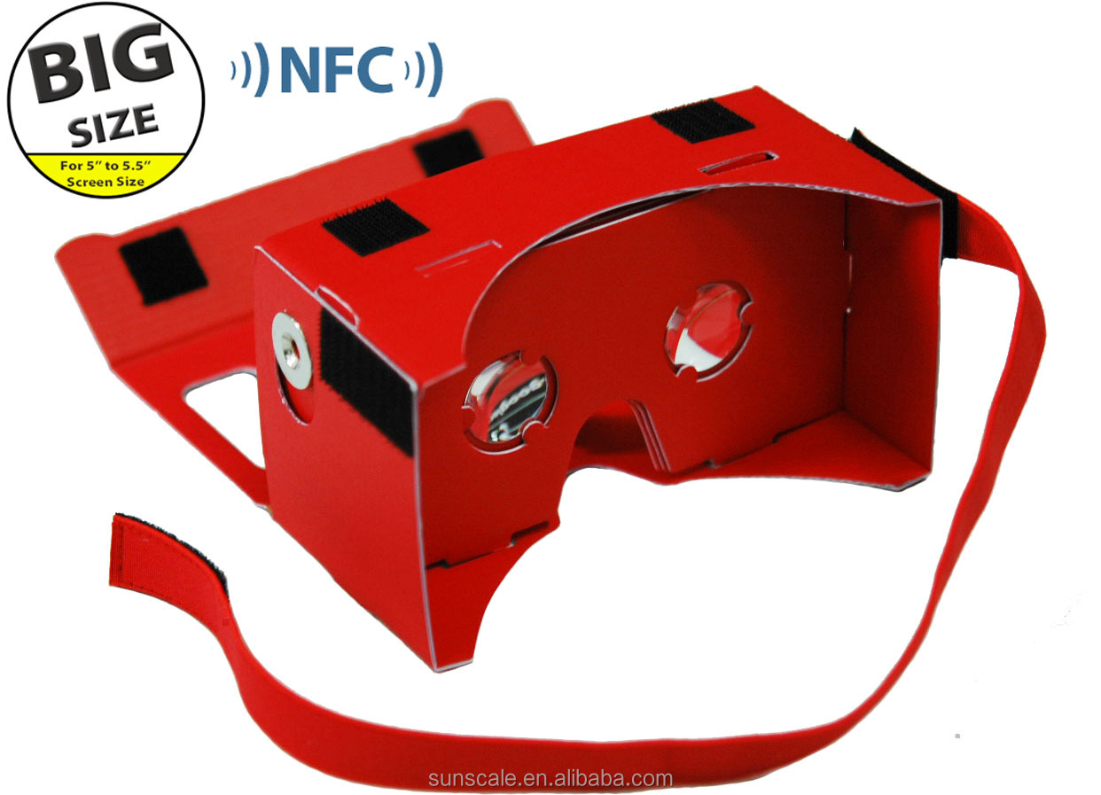 4056fa63a35 Google Cardboard For Samsung Note 2 Or Note 3 With Best Price - Buy ...