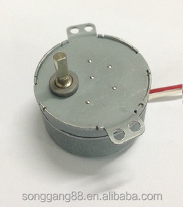 49tyz AC synchronous Motor SD-83-589,Stage Light small AC motor jewelry toy electrical servo motor