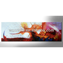 India handmade canvas art oil painting abstract islamic art models