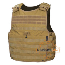 wholesale quick release system nylon waterproof tactical bullet proof vest
