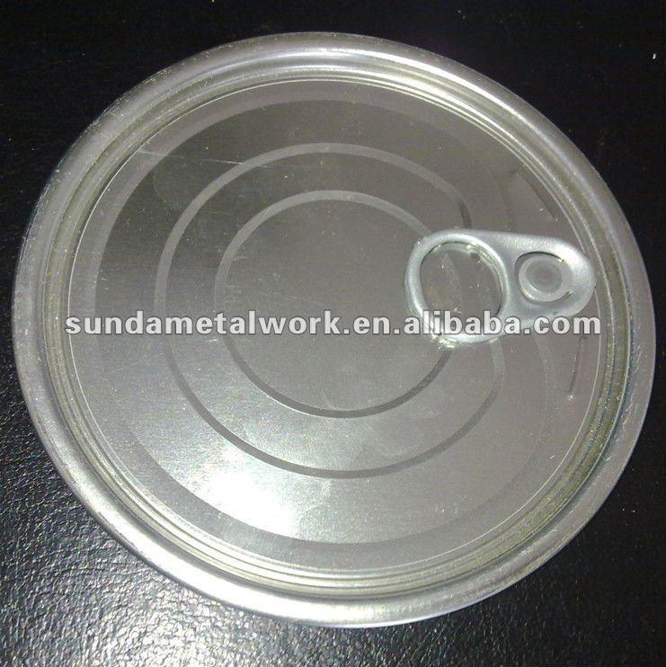 99# Tinplate easy open lids for metal bottles