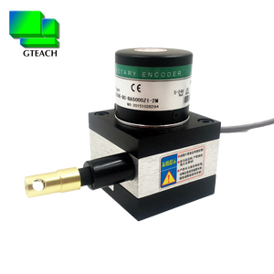 Resistance Position Sensor KE30 Wire Draw rotary encoder Analog Sensor 0-1000mm 4-20mA